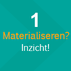 1: Materialiseren? Inizcht!